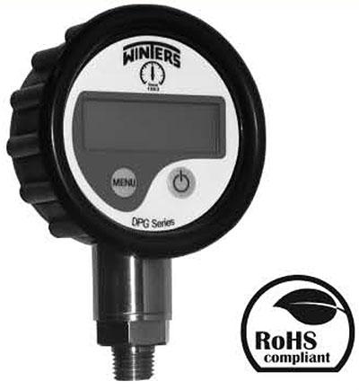 Winters Make Digital Pressure Gauge   Sunpro Instruments